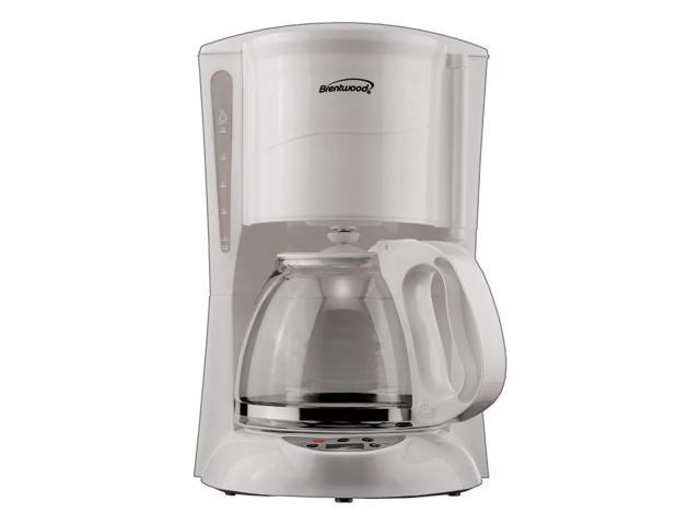 Brentwood Appliances TS-218W 12-Cup Digital Coffee Maker photo