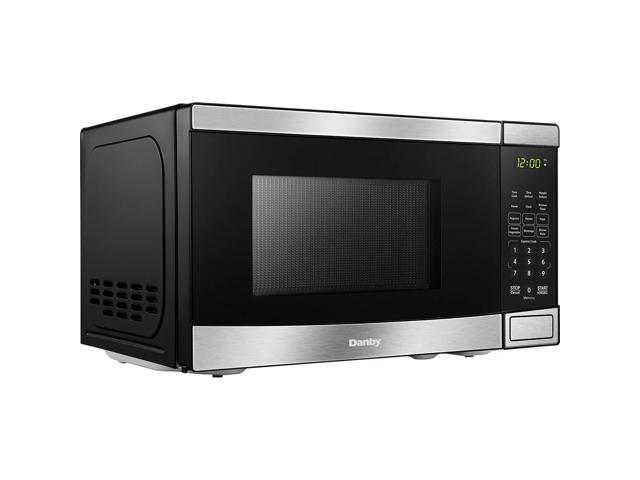 Danby DBMW0721BBS 0.7 Cu. Ft. Stainless Steel Countertop Microwave photo