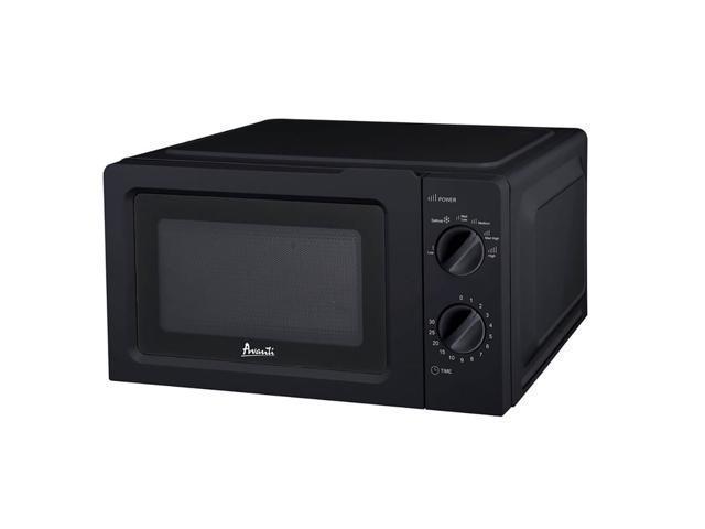 Avanti MM07K1B 0.7 Black Countertop Manual Microwave Oven photo