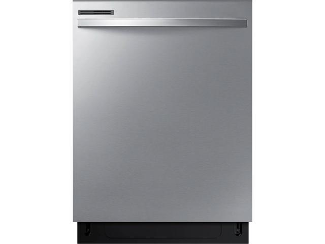 Samsung DW80R2031US 55 dBA Stainless Built-in Dishwasher photo