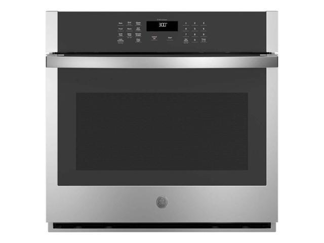 GE JTS3000SNSS 30 inch Smart Built-In Self-Clean Single Wall Oven photo