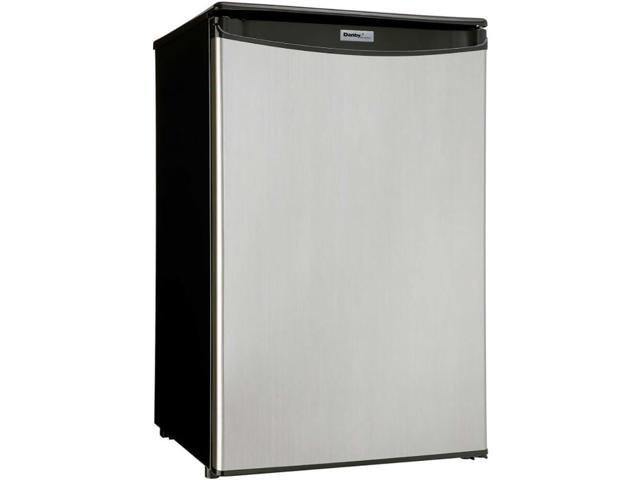 Danby 4.4 Cu. Ft. Stainless Compact Refrigerator photo
