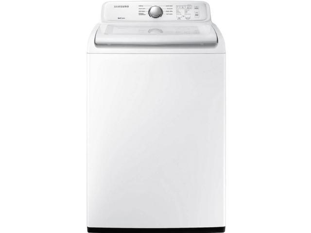Samsung WA45T3200AW 4.5 cu. ft. Top Load Washer with Vibration Reduction Technology photo