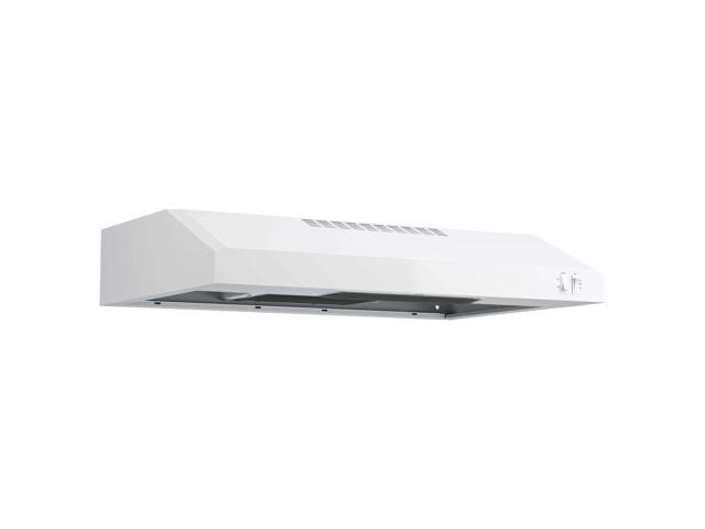 GE JVX3300DJWW 30 inch White Under Cabinet Range Hood photo