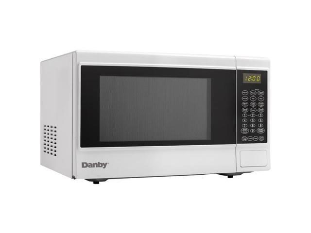 Danby DMW14SA1WDB 1.4 Cu. Ft. 1100W White Countertop Microwave Oven photo