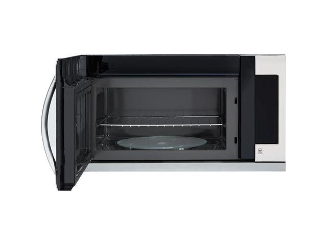 LG LMHM2237ST 2.2 Cu. Ft. 1000W Stainless Over-the-Range Microwave Oven photo