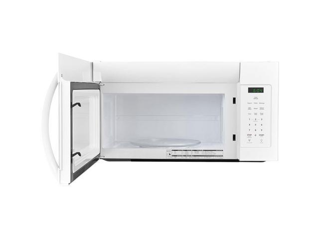 Frigidaire FFMV1645TW 1.6 Cu. Ft. Over-The-Range White Microwave photo