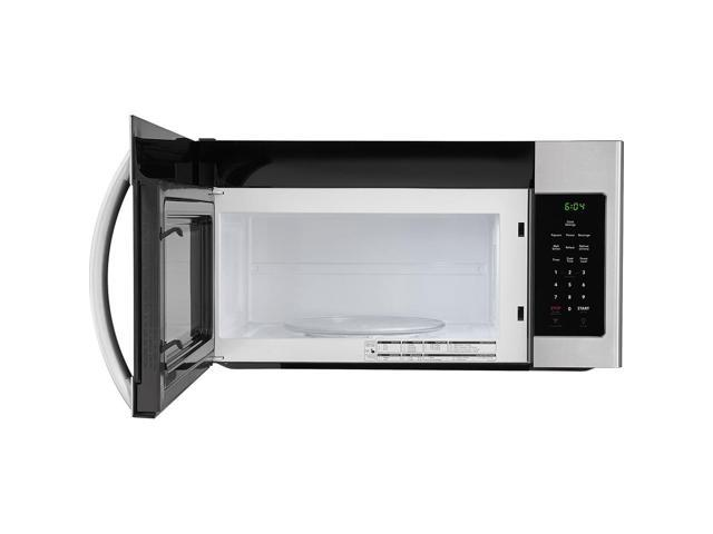 Frigidaire FFMV1645TS 1.6 Cu. Ft. Over-The-Range Stainless Steel Microwave photo
