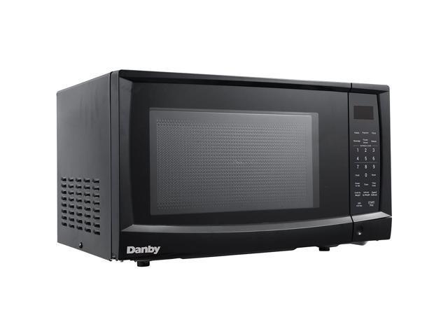 Danby DMW07A4BDB 0.7 Cu. Ft. Countertop Microwave, Black photo