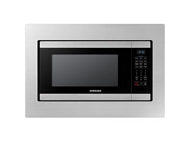 Samsung Microwave Trim Kit, Stainless Steel MA-TK8020TS/AA photo