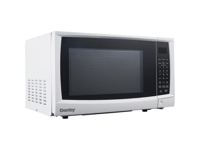 Danby DMW07A4WDB 0.7 Cu. Ft. White Countertop Microwave photo