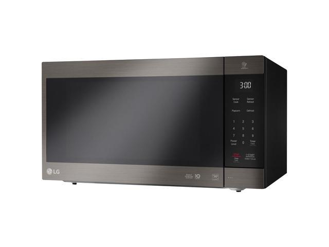 LG LMC2075BD 2.0 Cu. Ft. NeoChef & #0153 Black Stainless Countertop Microwave photo
