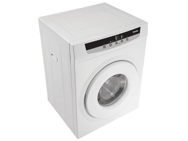 Danby DDY060WDB 3.42 Cu. Ft. White Portable Dryer photo