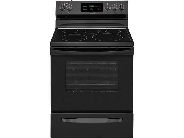 Frigidaire FFEF3054TB 5.3 Cu. Ft. Freestanding Black Electric Range photo