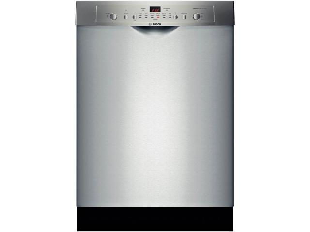 Bosch SHE3AR75UC Ascenta Front Control Tall Tub Built-In Stainless Dishwasher photo