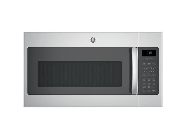 G.E. JVM7195SKSS 1.9 Cu. Ft. 1000W Stainless Over-the-Range Microwave photo