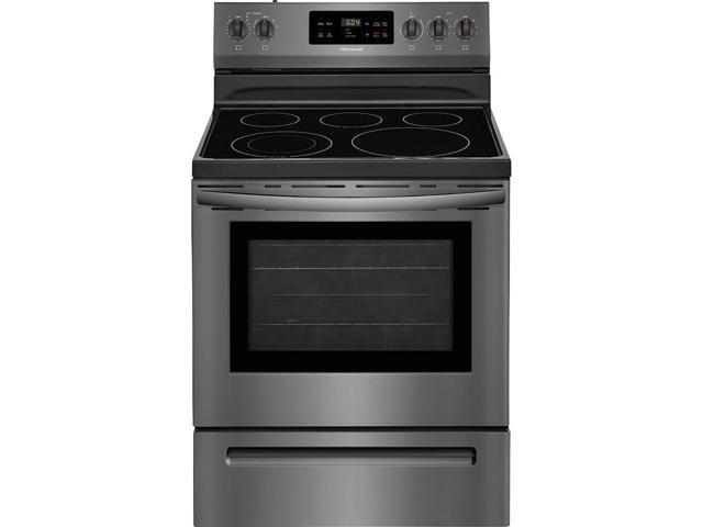 Frigidaire FFEF3054TD 5.3 Cu. Ft. Black Stainless Freestanding Electric Range photo