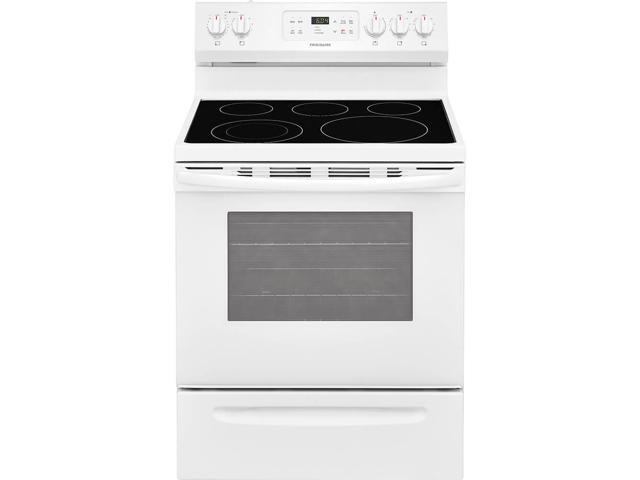 FRIGIDAIRE FFEF3054TW Oven Range, White,28-1/2' Depth,29-7/8' W photo