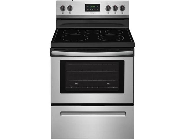 Frigidaire FFEF3052TS 4.9 cu. ft. Electric Range in Stainless Steel photo