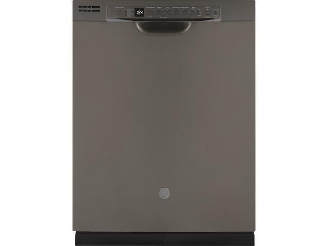 G.E. GDF630PMMES 50 dB Slate Built-In Dishwasher photo