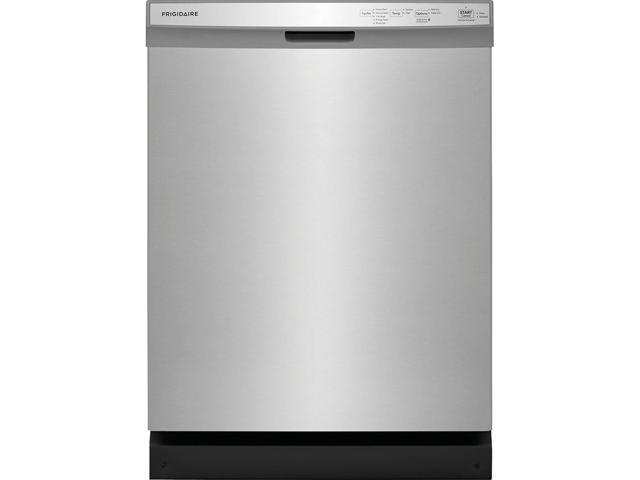 Frigidaire FFCD2418US 55dB Stainless Built-In Dishwasher photo