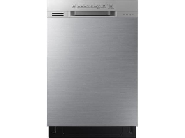 Samsung DW80N3030US 51dB Stainless Built-In Dishwasher with Third Rack photo
