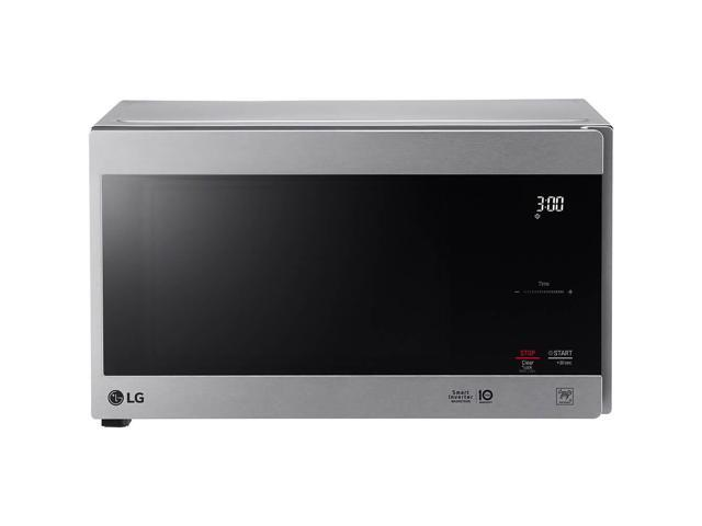 LG 0.9 cu. ft. NeoChef Countertop Microwave with Smart Inverter and EasyClean LMC0975ST photo