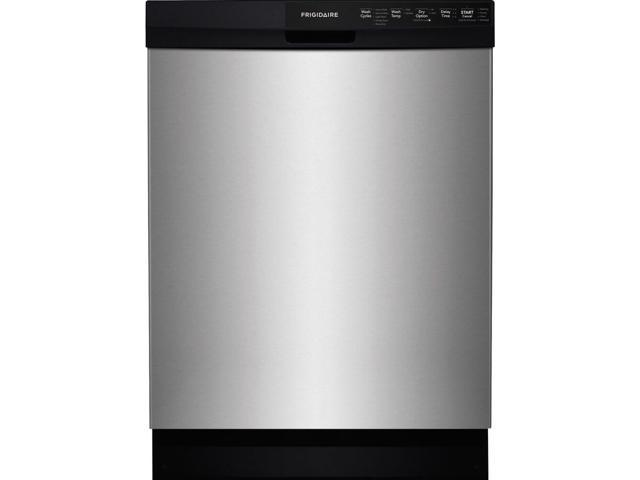 Frigidaire Tall Tub Built-In Full Console Stainless Steel Dishwasher photo