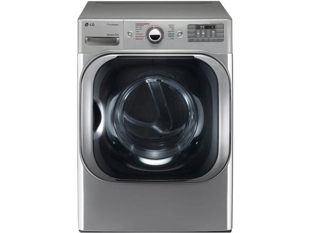 LG DLEX8100V 9.0 Cu. Ft. Graphite Electric Dryer with Steam photo