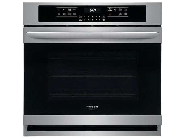 Frigidaire Gallery FGEW3066UF 30 inch Stainless Single Electric Wall Oven photo