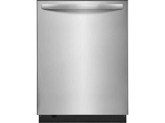 Frigidaire FFID2459VS 48 dBA Stainless Steel Dishwasher photo