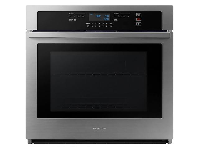 Samsung NV51T5511SS 30 inch Stainless Single Wall Oven photo