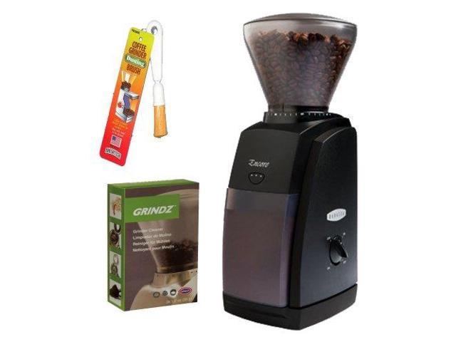 Baratza 485 Encore Coffee Grinder + Coffee Grinder Cleaner + Coffee Grinder Dusting Brush photo