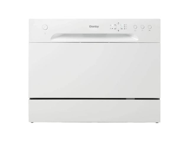 Danby DDW621WDB 6 Place Setting Countertop Dishwasher photo
