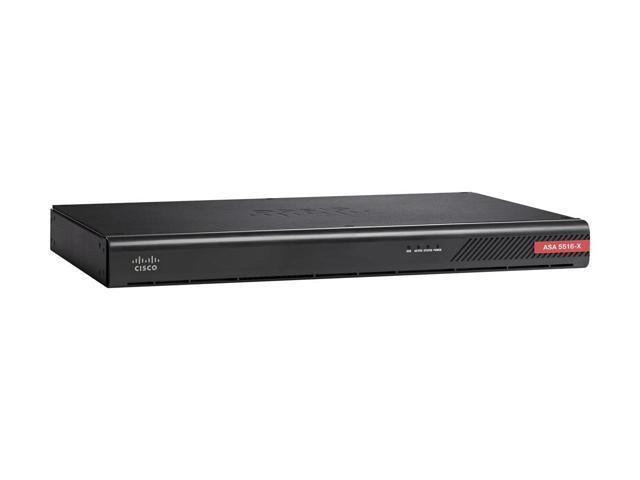 Cisco ASA 5516-X Network Security/Firewall Appliance Firepower Services Model ASA5516-FPWR-K9 photo
