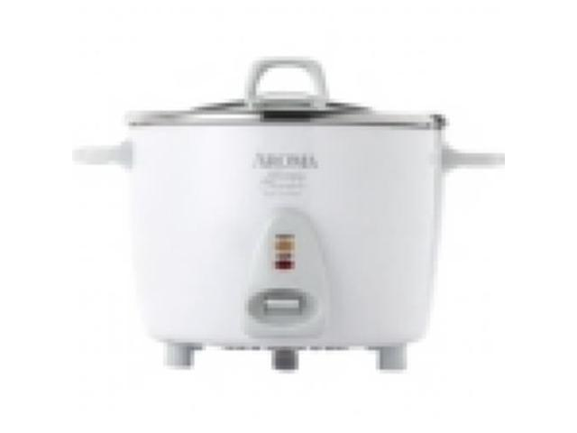 Aroma ARC-757SG 14-Cup (Cooked) / 3Qt. Select Stainless Rice Cooker photo