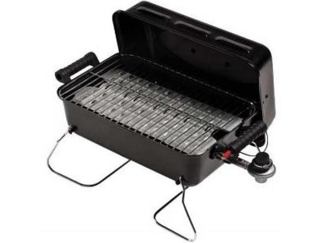 Char-Broil Table Top 11,000 Btu 190 Sq. Inch Portable Gas Grill 465620011 photo