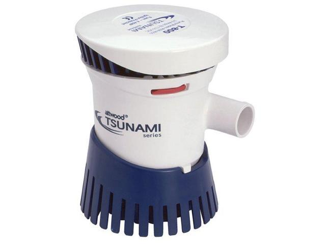 ATTWOOD MARINE ATTWOOD TSUNAMI T1200 BILGE PUMP 12V 1100 GPH 4612-7 photo