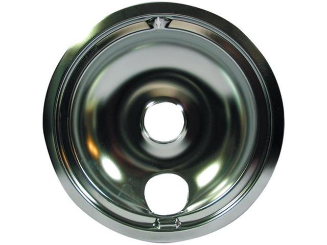RANGE KLEEN 120-A GE ¨/HOTPOINT ¨ CHROME DRIP PAN, STYLE B (8') photo