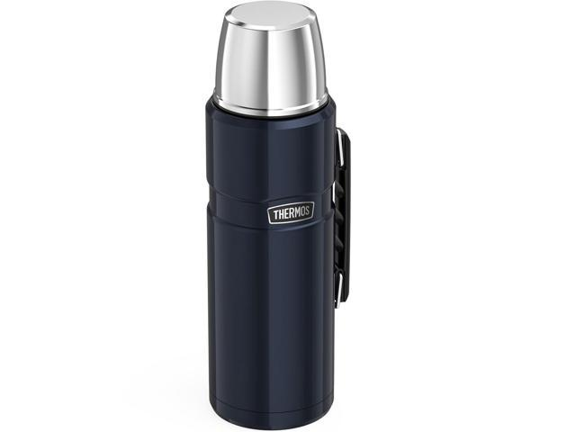 THERMOS SK2010MB4 40-OZ STAINLESS STEEL VACUUM INSULTED KING BOTTLE photo
