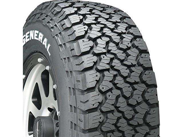 (1) New General Grabber A/TX 265/70R17 115T Tires