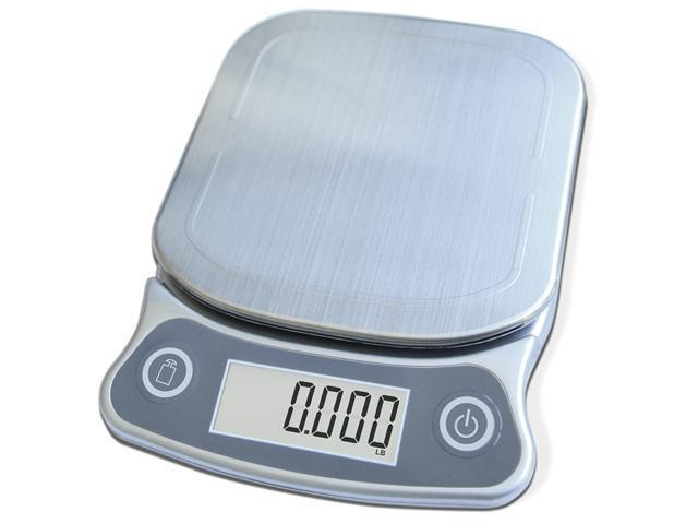 EatSmart Precision Elite Digital Kitchen Scale w/ 15 lb. Capacity and Stainless Steel Platform photo