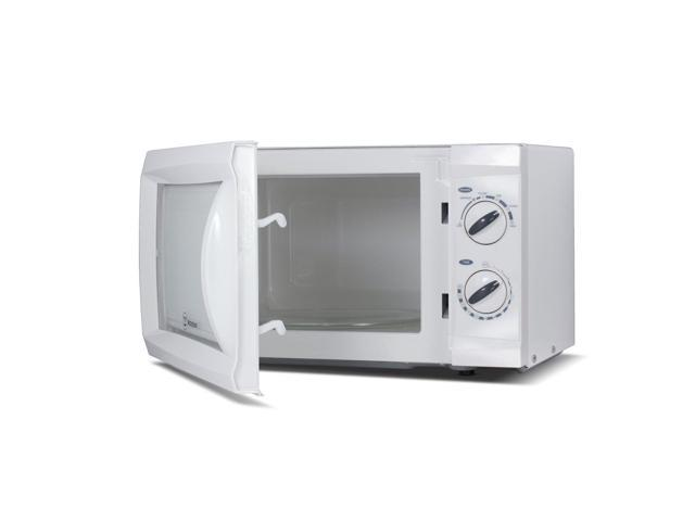 Westinghouse WCM660W White 0.6-cubic-foot Microwave photo