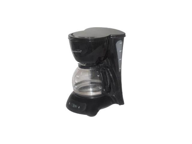 Brentwood Appliances TS-214 4 Cup Coffee Maker, Black photo