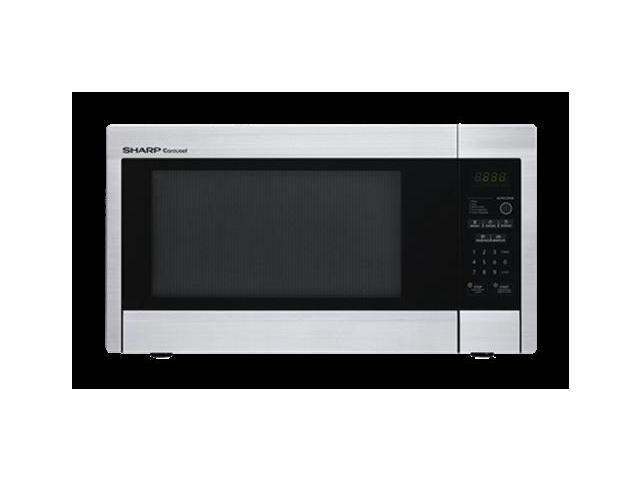 SHARP R331ZS Stainless Steel Consumer Consumer Microwave Oven 1.10 cu. ft. photo