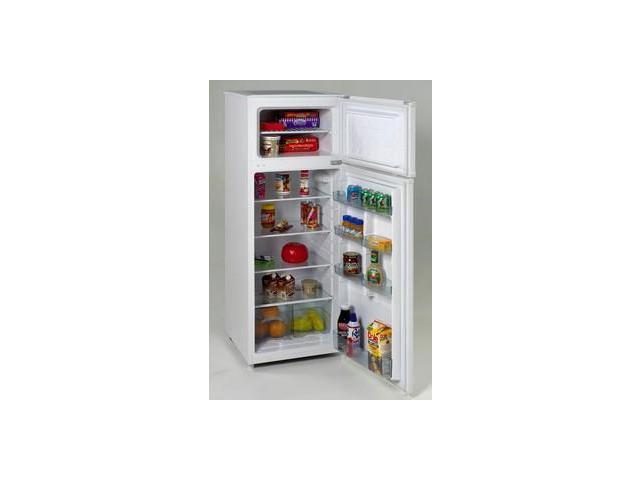 Avanti RA7306WT: Model RA7306WT - 7.4 CF Two Door Apartment Size Refrigerator - White photo