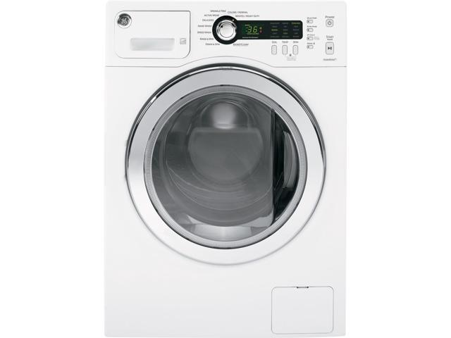 General Electric WCVH4800KWW: GE ® 2.2 DOE Cu. Ft. Frontload Washer photo