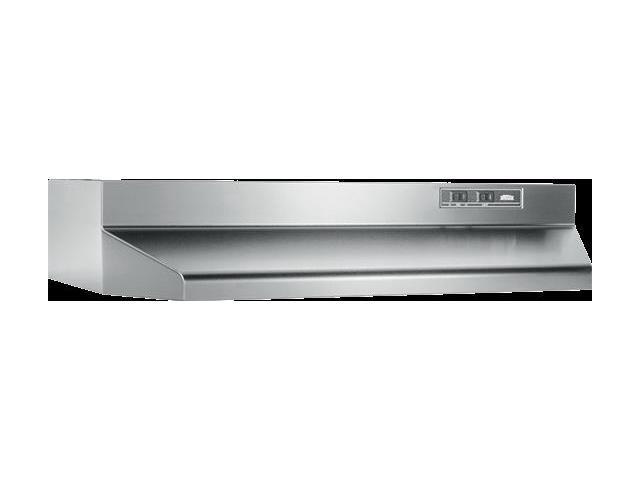 Broan 402404: 24', Stainless Steel, Under Cabinet Hood, 160 CFM photo