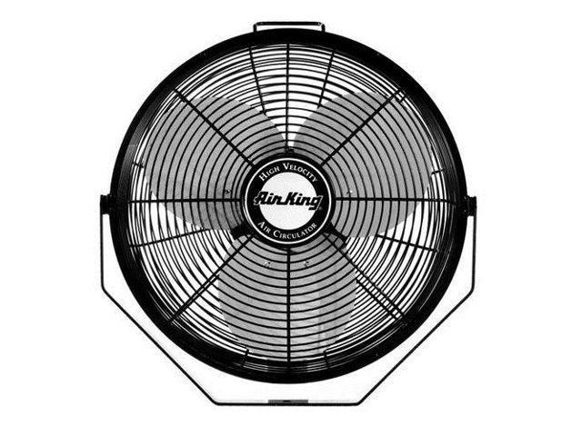 Air King 9318 18 Inch 3190 CFM Industrial Grade Multi-Mount Fan with Pivoting Head photo