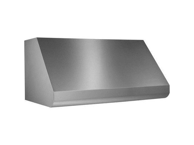 Broan E6448 600 CFM 48' Wide Stainless Steel Under Cabinet Range Hood with Heat photo